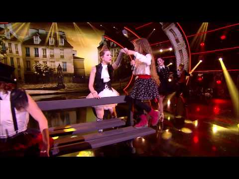 Erza the amzing 8 years old singer - Semi-Final 2 - France's Got Talent 2014
