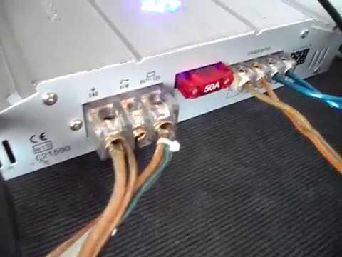 Hifonics Titan TXi 4000 (Test)