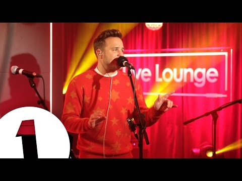 olly murs last christmas live lounge