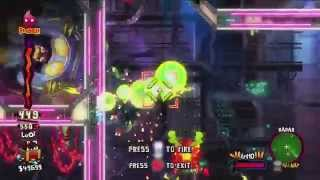 Hell Yeah Wrath of the Dead Rabbit game trailer French PC PS3 X360