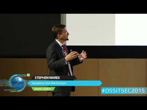 Stephen Wares, Cyber Risk Practice Leader, EMEA, Marsh
