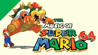 The Music of Super Mario 64 | Game Music Archeology Ep.1