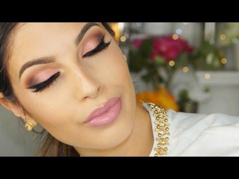 Valentines Date Night Makeup Tutorial 2016