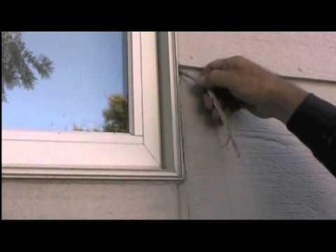 Home Maintenance Repair How To Caulk Your Windows
