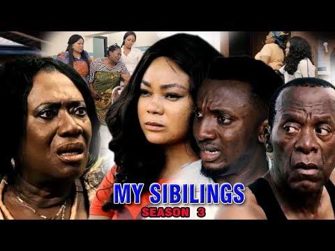 My Siblings 3 - Rachael Okonkwo 2017 Latest Nigerian Nollywood Movie