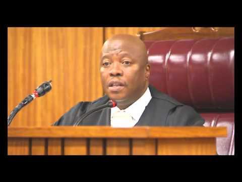 Court sets Pistorius murder sentence date to June