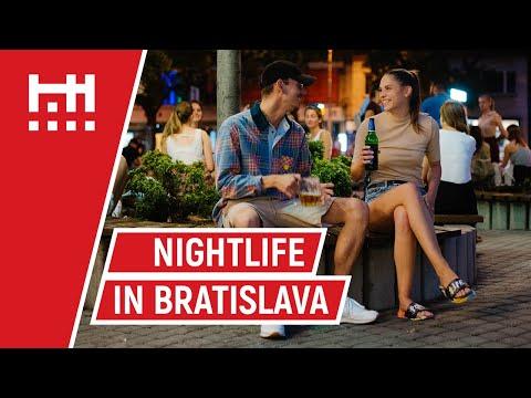Nightlife in Bratislava | Experience Bratislava with Barbora