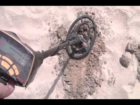 Garrett Ace 250 Beach Hunt - Im No CrackBadger! ~ Metal Detecting