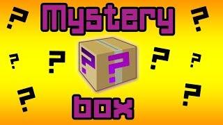 OTWIERAMY MYSTERY BOX'A OD WIDZA ... |W/KIARA/LJAY|