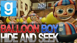 garry s mod   epic balloon boy hide and seek   gmod five nights at freddy s 2 mini game