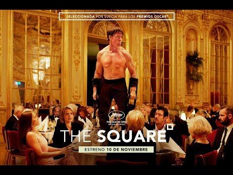 The Square - Estreno en España de la película premiada con la Palma de Oro del Festival de Cannes 2017
