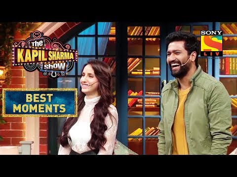 Kapil Flirts With Nora | The Kapil Sharma Show Season 2 | Best Moments