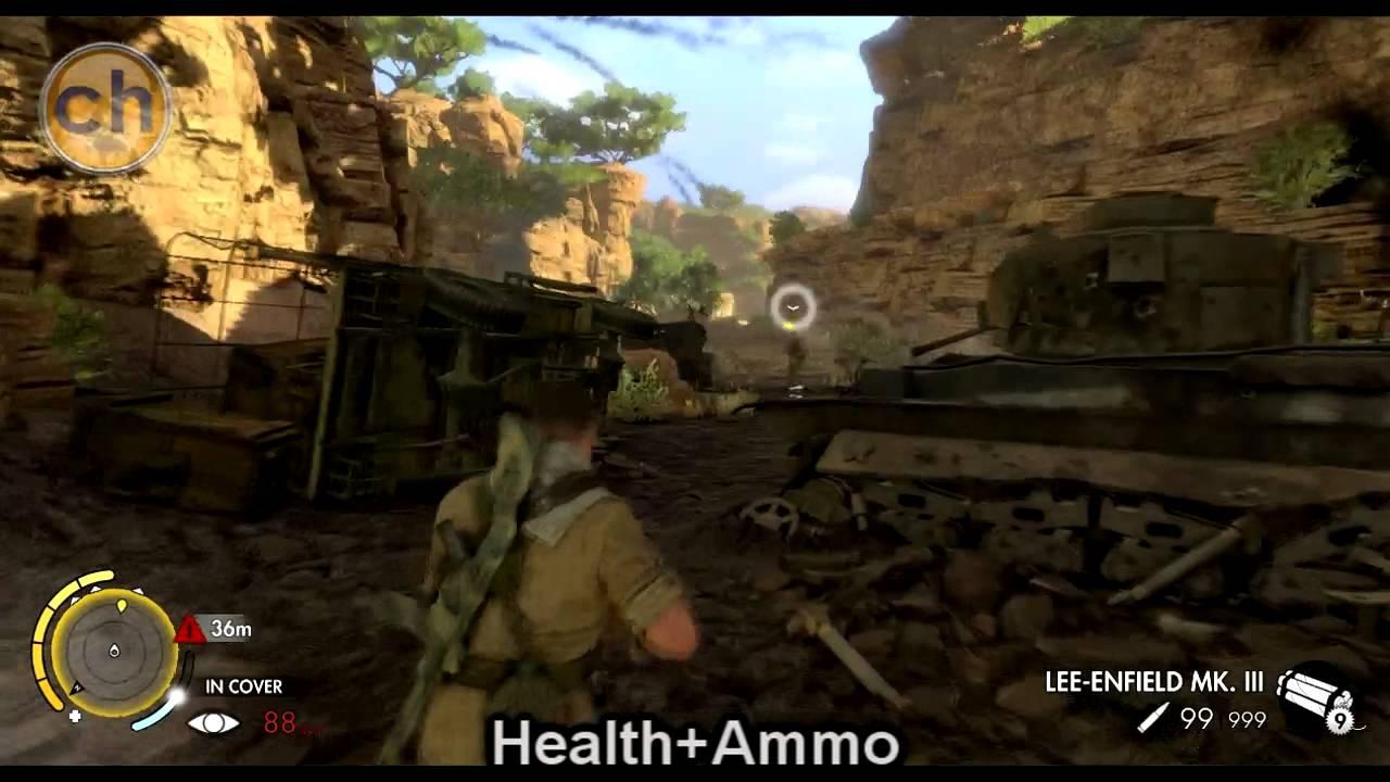 Трейнер для sniper elite 3 africa 10