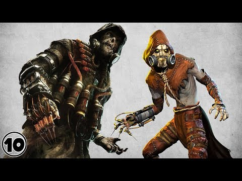 Top 10 Scarecrow Shocking Facts