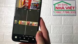 Cắt ghép video tạo phim bằng phần mềm iMovie trên iPhone iPad