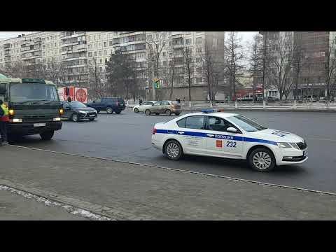 #Челябинск#Очевидец#РаботаПолиции#трэшнадороге#💥💣😆