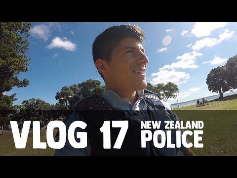 New Zealand Police Vlog 17: Running into Night Shift