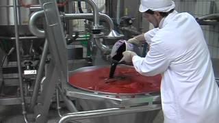 АНТЕС - KS B25 - приготовление соуса сальса