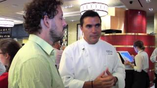 Tour of The Plaza Food Hall by Todd English
