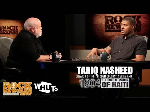 Tariq Nasheed on The Rock Newman Show