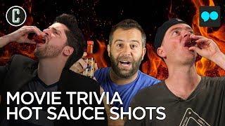 The Hot Sauce incident: Macuga gets Jahns and Ellis sick!