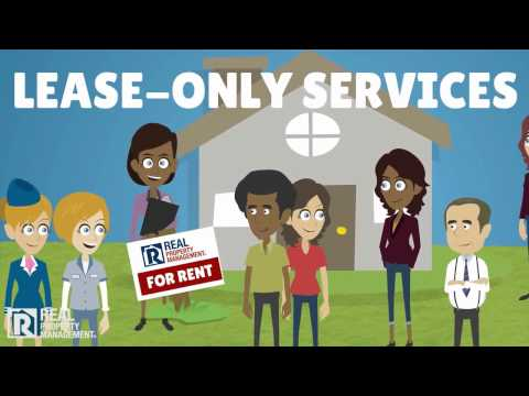 Real Property Management Premium | Additional Services