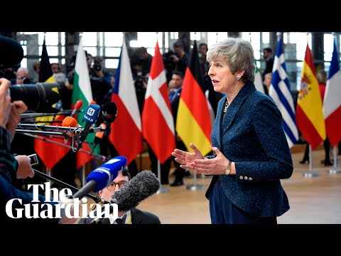Theresa May: UK must 'deliver Brexit' for the people