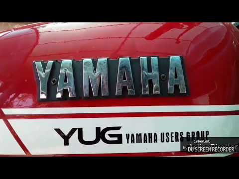 RX-100 YAMAHA -TRIBUTE ; short story (TOP SPEED)