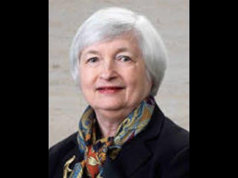 """BREAKING:  """"Janet Yellen"""