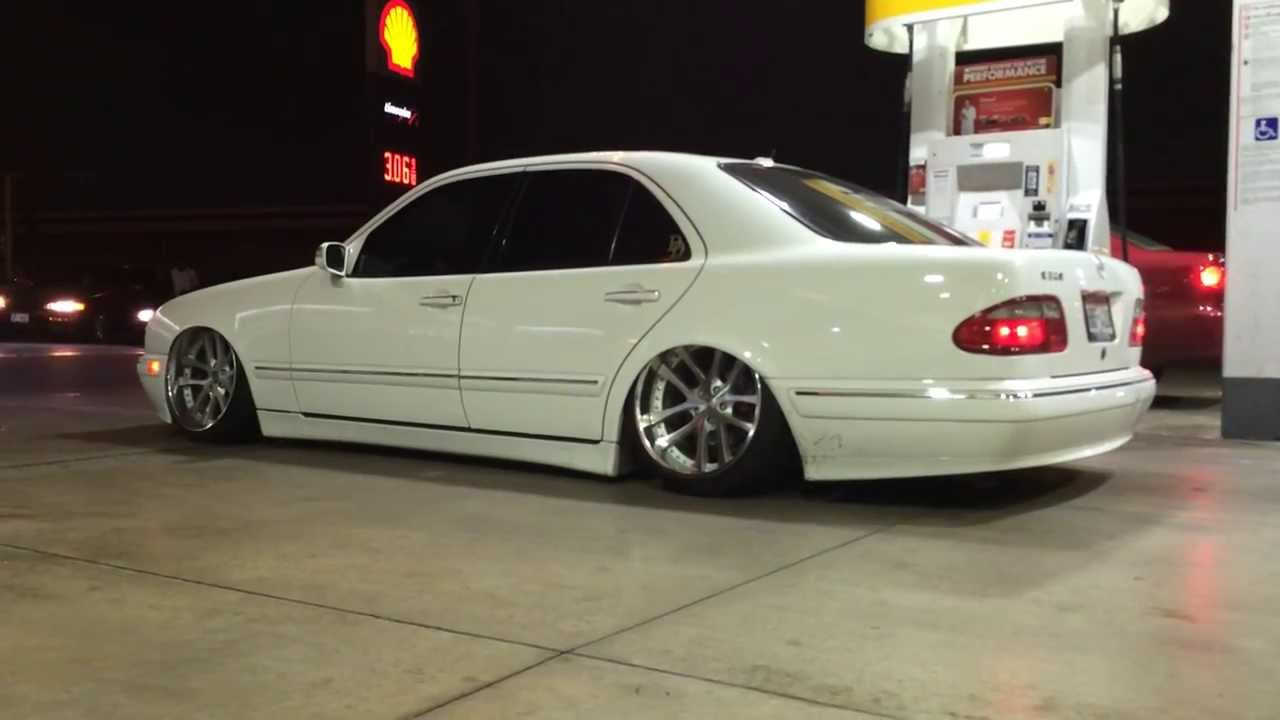 Fat cats bagged e320 flexin 39 youtube for 1999 mercedes benz e320 4matic