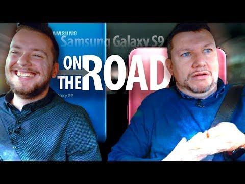 1 mes con el Samsung Galaxy S9 y próxima quedada | On the Road