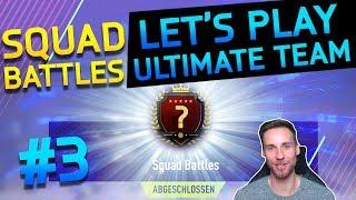 TOP100 SQUAD BATTLES! Erklärung, Tipps und starke Belohnungen! | FIFA 18 Let's Play Ultimate Team #3