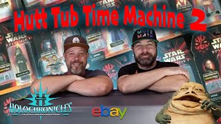 Hutt Tub Time Machine 2 Un-tubbing