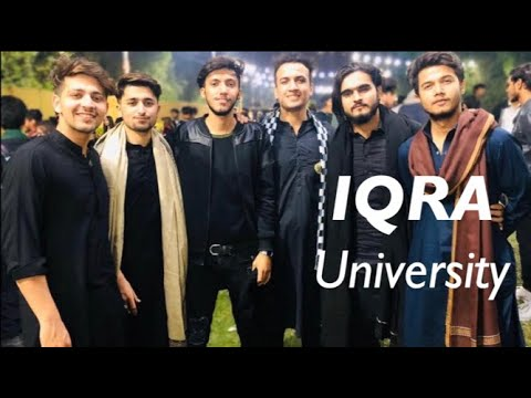 Asking Tricky Question Iqra University Part 1 Funny Question With Cute Girls Know Raza 2019 Pakistan Youtube
