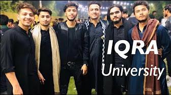 Popular Videos Karachi Iqra University Youtube