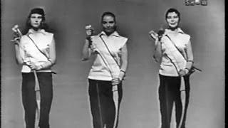 To Tell the Truth - Atomic submarine commander; Women's archery champion (Jun 11, 1957)