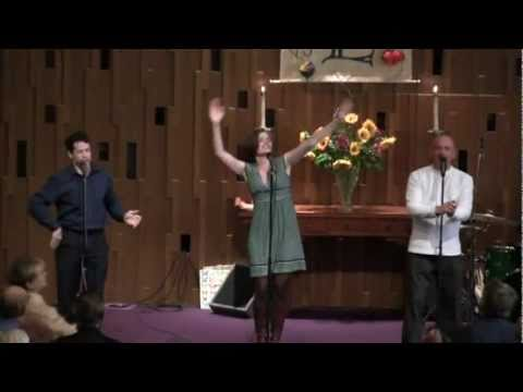 Seattle Unity Church Mission Statement Song — Disco Version — 5-22-11