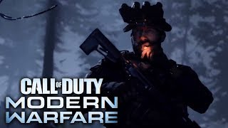 Call of Duty: Modern Warfare - Official Reveal Trailer