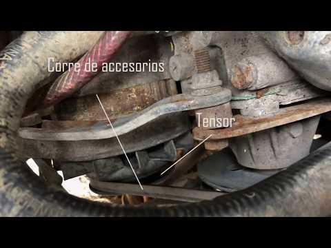 FIAT 147 - Puesta A Punto Y Cambio De Correa De Distribución