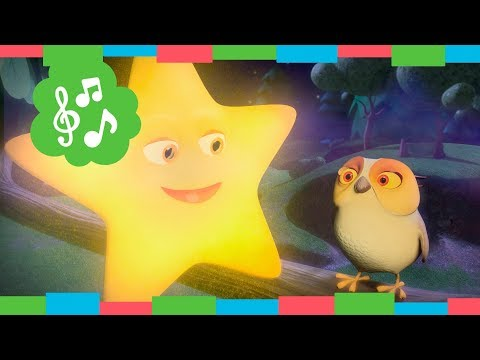 ESTRELLITA ¿DÓNDE ESTÁS? Canciones de Looloo Kids   Cleo & Cuquín - Familia Telerín