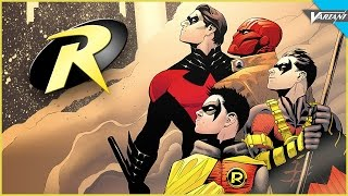 Who Is The Most Skilled Robin?