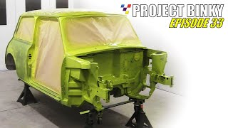 Project Binky - Episode 33 - Austin Mini GT-Four - Turbocharged 4WD Mini