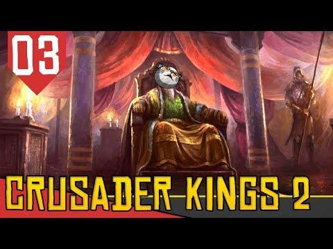 Aladdin! O Chinês Muçulmano - Crusader Kings 2 Jade Dragon #03 [Série Gameplay Português PT-BR]