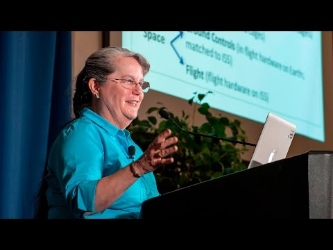 Dr. Ruth Globus - Flying Through the Ages: Rodent Research for Human Health