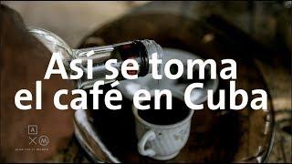 Así se toma el café en Cuba | Alan por el mundo Cuba #3