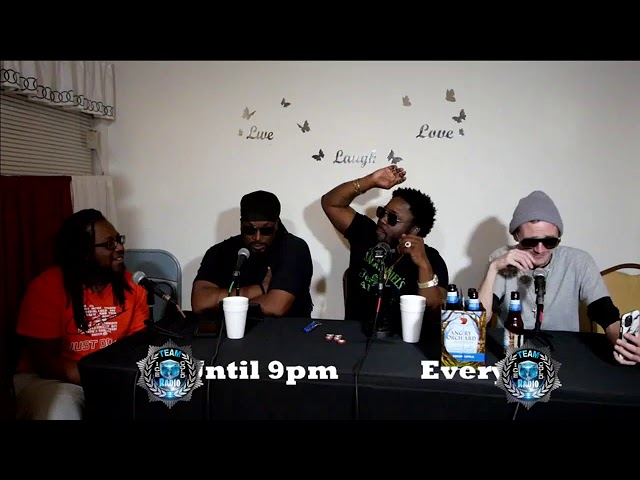 The Ice Cold Hour Part 2 Season 4 Episode 45 Special Guest 2 Slik