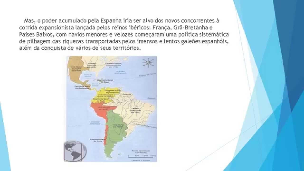 Crise do Império Colonial Espanhol - YouTube
