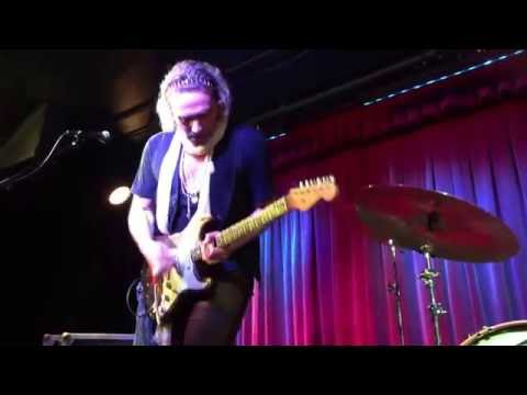 Philip Sayce, Blues Ain't Nothin' But a Good Woman on Your Mind, SF 7/29/16