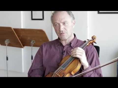 Kolja Blacher om Mozart - og Stradivarius