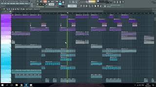 Cardi B & Bruno Mars - Please Me (Instrumental) + FLP